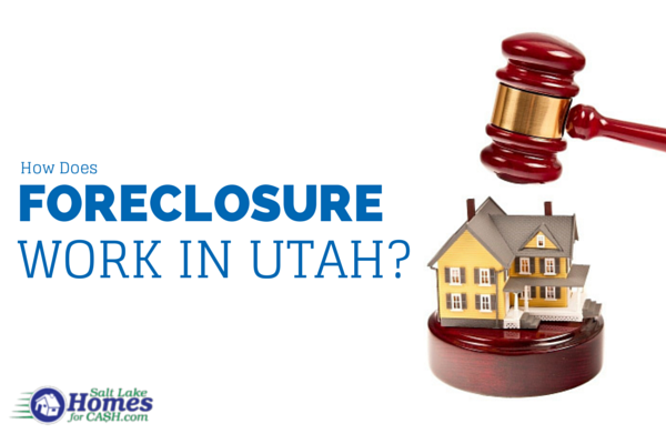 How Does Foreclosure Work In Utah-